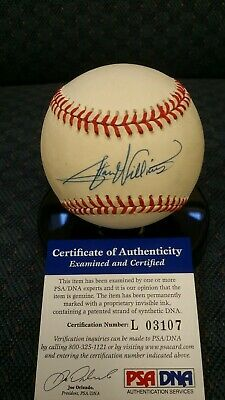 $ CDN99.08 • Buy Stan Williams Autographed NL Coleman Baseball. PSA Authenticated.