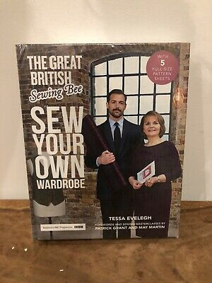Great British Sewing Bee Book Set • 0.99£