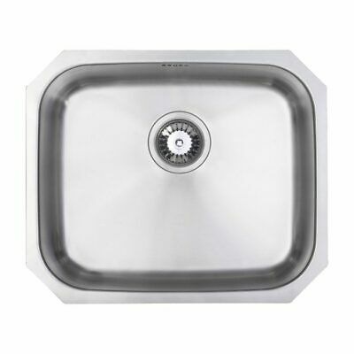 Franke UM1009 Classic Large Single Bowl Undermount Sink - Stainless Steel • 99£