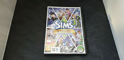 PC Game The Sims 3 Ambitions Expansion Pack New Polish Version Eng Game Damaged • 4.99£