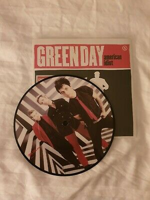Green Day American Idiot Picture Disc 7  2004 Limited Edition Punk • 8£