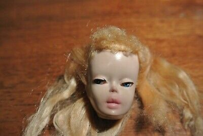 $ CDN201.80 • Buy Vintage Ponytail Barbie #3 Head TLC Blonde See Photos