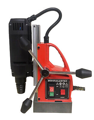 Bohrmaster EMB35 Magnetic Driil 110v Mag Drill - Made By Unibor Rotabroach • 320£