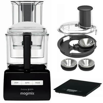 View Details Magimix 5200XL Premium Black BlenderMix Food Processor • 359.95£