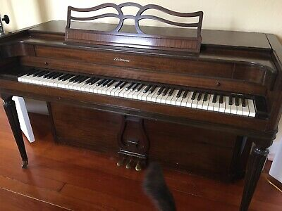 $3500 • Buy Baldwin Acrosonic Spinet Piano Circa 1940 (original Bench And One Owner)