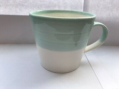$ CDN12 • Buy Royal Doulton 1815 WATERFORD MUG Waterford Soft Green And White