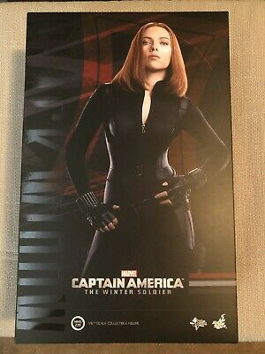 AU289 • Buy Hot Toys 1:6 Scale MMS 239 Black Widow Captain America The Winter Soldier