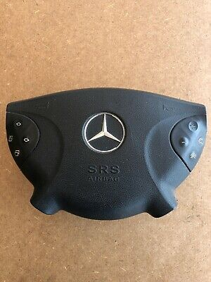 $95 • Buy 2003 2004 2005 2006 Mercedes E320 Driver Steering Wheel Airbag Anthracite