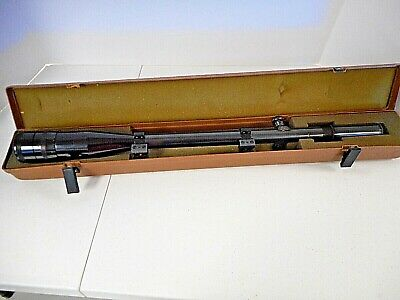 $799 • Buy Redfield Vintage 3200 20x Smallbore Rifle Target Scope W/Case 23.5 Inches Long