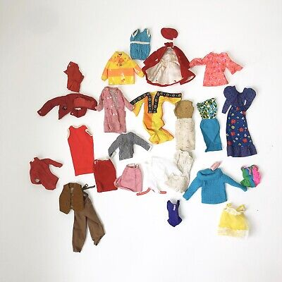 $ CDN16.54 • Buy LOT Of VINTAGE BARBIE Doll Skipper Ken Clothes