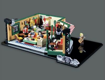 $50 • Buy LEGO Ideas Friends Central Perk 21319 - DISPLAY SOLUTION ONLY By Wicked Brick