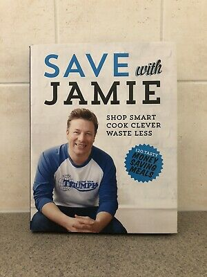 AU10 • Buy Save With Jamie Cookbook - Perfect Condition!