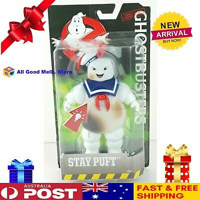 AU49.95 • Buy Ghostbusters Stay Puft Balloon Ghost Figure Collection (NEW & FREE SHIPPING)