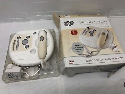 RIO SALON SCANNING 60X Body & Face Laser Hair Remover X60 LAHSW-4000 • 60£