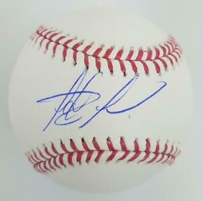 $ CDN105.85 • Buy Fernando Tatis Jr. Signed OML Autographed Baseball JSA Signature Debut COA