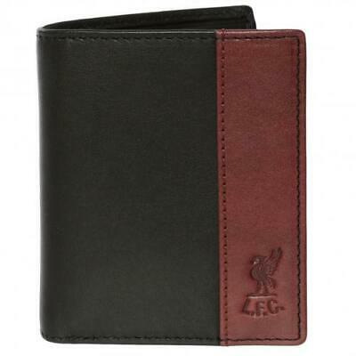 £25.98 • Buy LIVERPOOL FC BLACK & OXBLOOD SIGNATURE LEATHER WALLET 10 X 8 Cm NEW XMAS GIFT