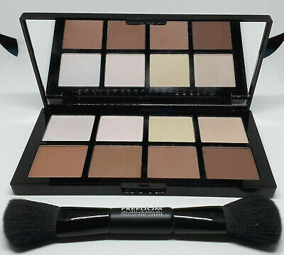 £13.99 • Buy FREEDOM MAKEUP HD Highlighter & Contour Set With Brush - Bronzer Strobe Palette