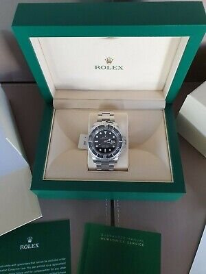 AU22950 • Buy Rolex Sea-Dweller Red 43mm 126600 Box & Papers NEW/UNWORN Condition All Stickers