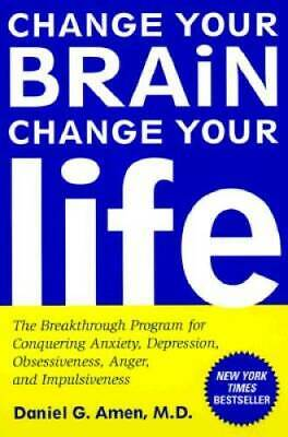 $3.68 • Buy Change Your Brain, Change Your Life: The Breakthrough Program For Co - VERY GOOD