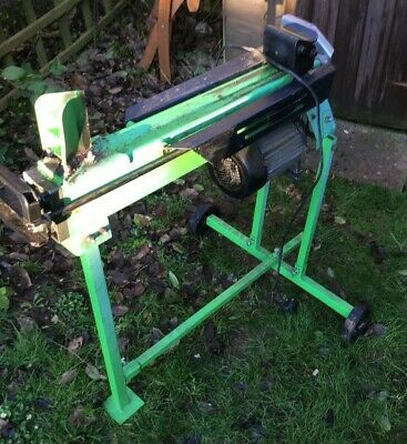 Electric Log Splitter With Stand • 141£