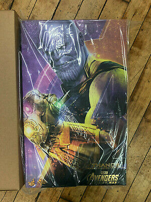 $ CDN229.44 • Buy Marvel Hot Toys THANOS MMS 479 1/6 Avengers Infinity War New Figure NO RESERVE!