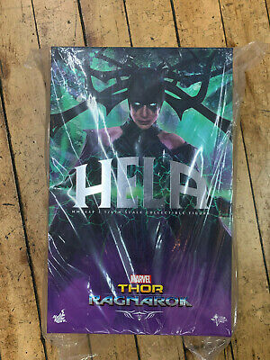 $ CDN294.23 • Buy Marvel Hot Toys HELA MMS 449 Thor Ragnarok New Loki 1/6 Figure Avengers NO RESER