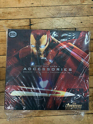 $ CDN135.55 • Buy Marvel Hot Toys IRON MAN MK 50 ACCESSORIES L ACS 004 1/6 Avengers New NO RESERVE