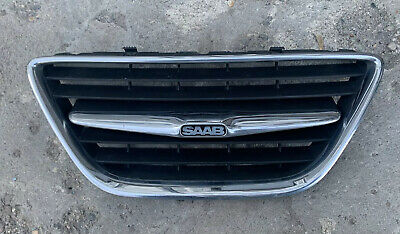$59.95 • Buy 2002-2005 Saab 9-5 Chrome Center Grill Only 5142823 5142856 5289681 Sedan /Wagon