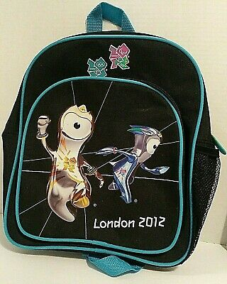 £11.74 • Buy Olympic London 2012 Back Pack Child 12.5  X 11  X 3.5  Official Olympic Product