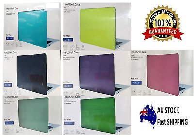 AU16.49 • Buy MacBook Hardshell Protective Case Cover Air 11 13  Inch Model A1466/A1369 A1370