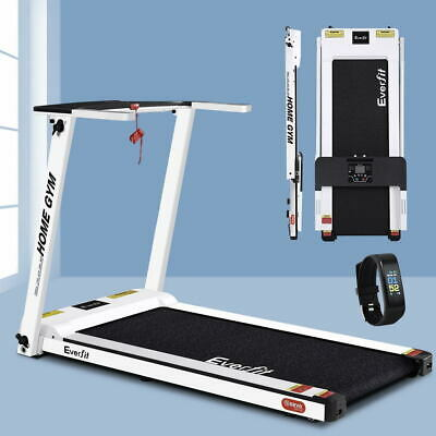 AU565 • Buy Compact Fully Foldable Treadmill Electric Exercise Equipment Running Machine