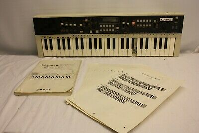 $121.12 • Buy Casio Mt-70 Mt 70 Casiotone Portable Electronic Keyboard Vintage Spare & Repair