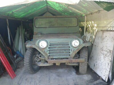 Classic Ford Jeep M151  Mutt  Project • 5,350£