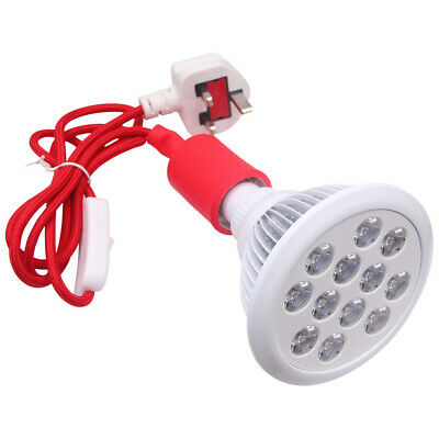 SAMUS RED & INFRARED LIGHT THERAPY LIGHT WITH LEAD S24 R 660nm & IF 850nm  • 59.99£
