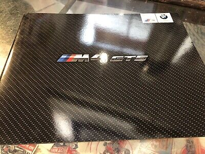 $12.62 • Buy BMW M4 GTS Limited Edition Sales Brochure 2015