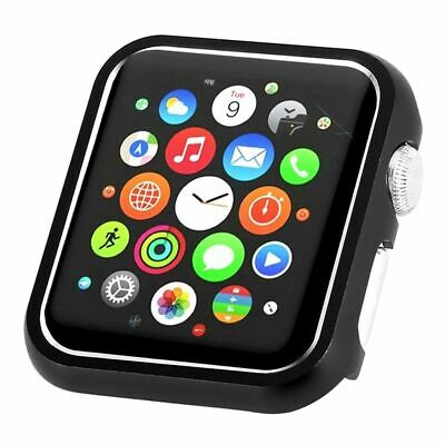 $ CDN11.26 • Buy Hard Metal Case Protector Shell For Apple Watch Series 1 2 3 4 5 42mm 38mm 40mm