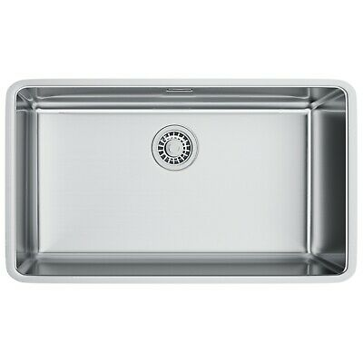 Franke 122.0433.267 Kubus Kitchen Sink Polished Stainless Steel HA3710 • 249.99£