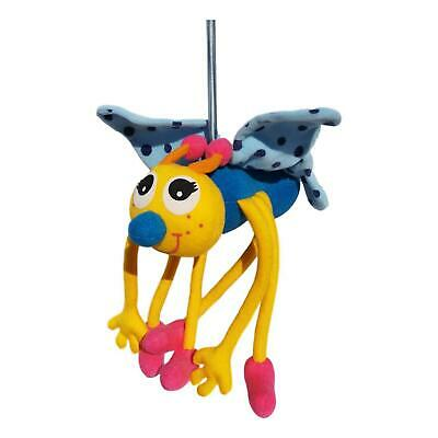 £12.50 • Buy Springy Butterfly Panopoly Animal Mobile Distraction For Babies & Young Children