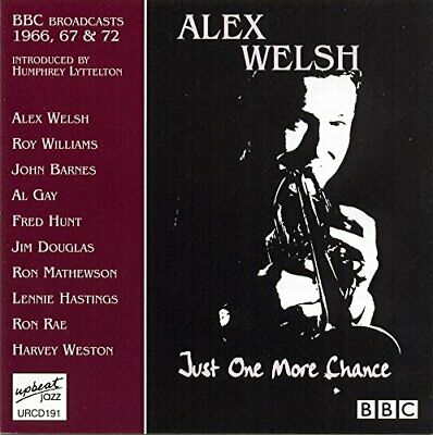 Alex Welsh & Band - One More Chance - CD - New • 12.16£
