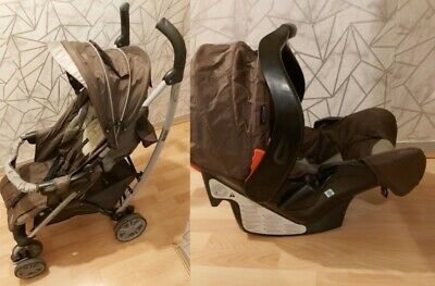 Graco Pushchair And Car Seat, Travel System. Condition Is Used. • 41£