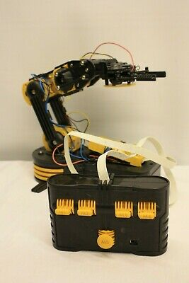 Rapid Robotic Robot Arm Kit Wired Control  • 89.99£