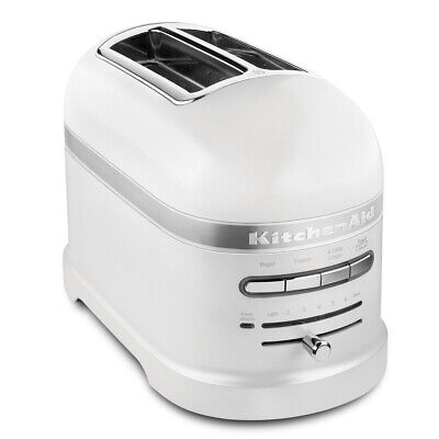 AU265 • Buy NEW KitchenAid Pro Line Toaster KMT2204 Frosted Pearl