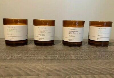 £12.99 • Buy Pecksniffs 100g Aromatherapy Candles - 5 Different Types 🕯