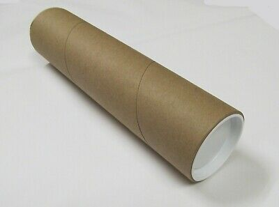 $14.99 • Buy 2 (two) 12 1/2  X 3  Super Heavy Duty Mailing Tubes