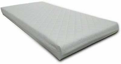 £42.99 • Buy Baby Toddler Cot Bed Mattress Quilted Breathable With Removable Cover ALL SIZES