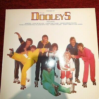 "The Best Of The Dooleys - 12"" Vinyl LP Record 1979 • 3.95£"