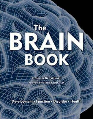 $6.53 • Buy The Brain Book: Development, Function, Disorder, Health - Hardcover - GOOD