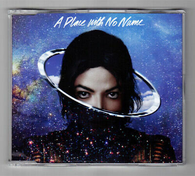 Michael Jackson ‎- A Place With No Name (2014), 3 Track CD Single, New, Rare OOP • 17.99£