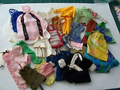 $ CDN14.99 • Buy Large Lot Of Vintage Barbie/clone Homemade/untagged Clothing