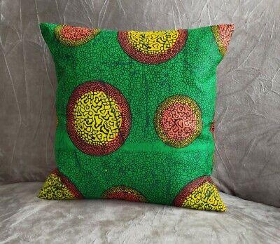 Africn Print Envelop Style Cushion Cover • 6.50£